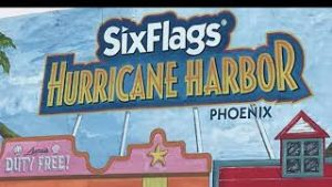6 Flags New Art Time Lapse
