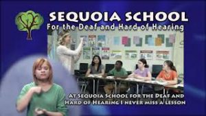 Sequoia School for the Deaf and Hard of Hearing TV Commercial